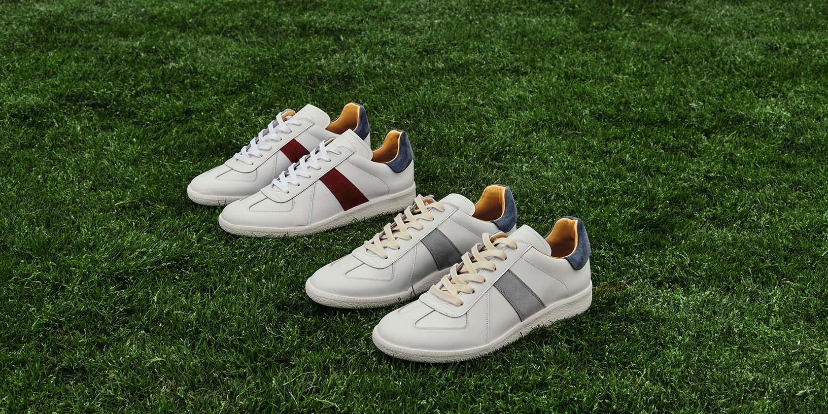 Design Details for Sneaker x Oliver Cabell — El Clásico