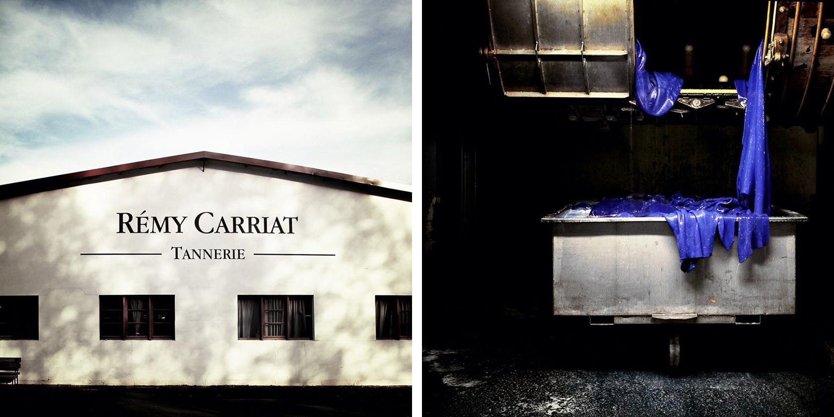 Remy Carriat x Oliver Cabell