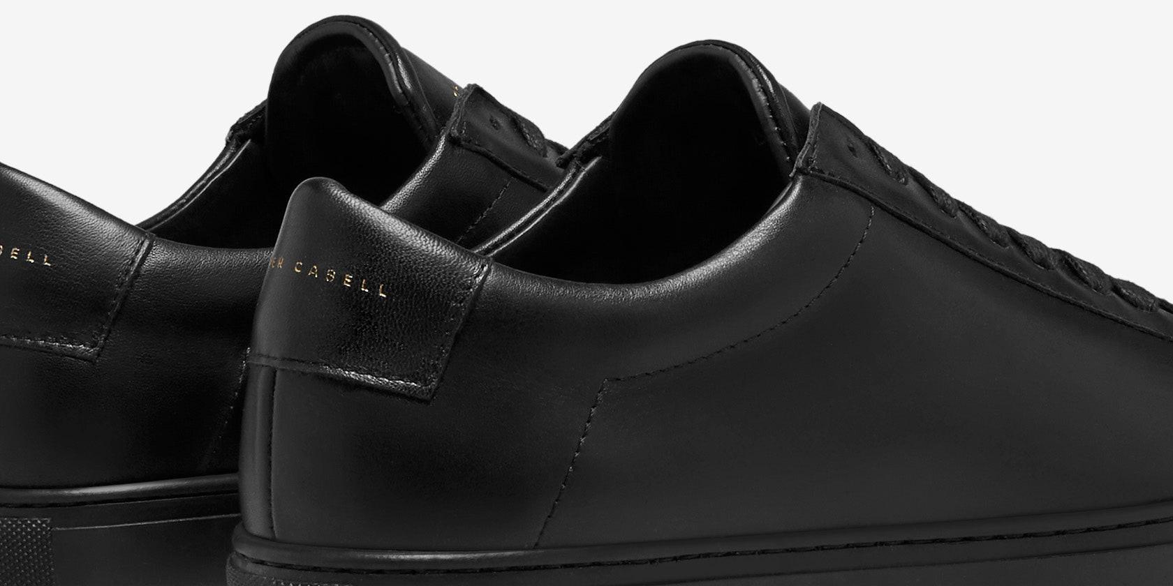 Design Details for Low 1 | Jet Black