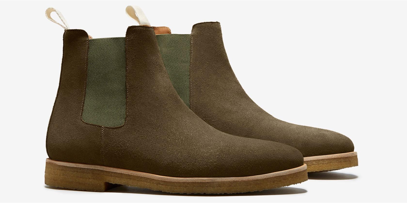 Chelsea Boot | Truffle