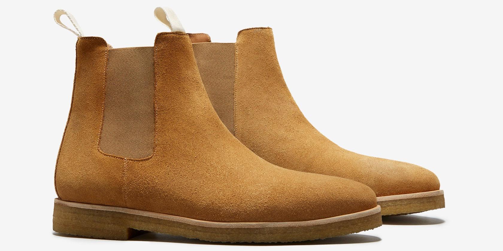 Chelsea Boot | Cappuccino