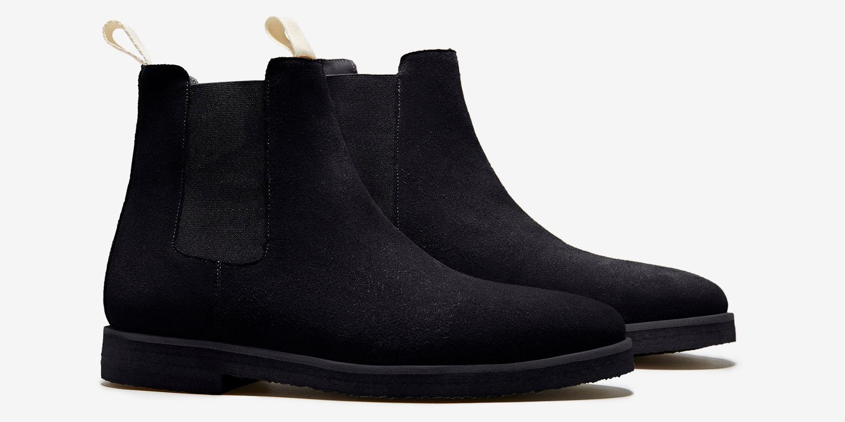 Chelsea Boot | Black