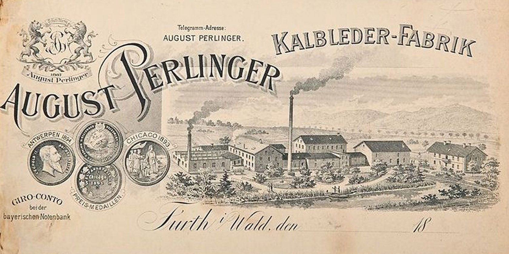 Design Details for Perlinger x Oliver Cabell