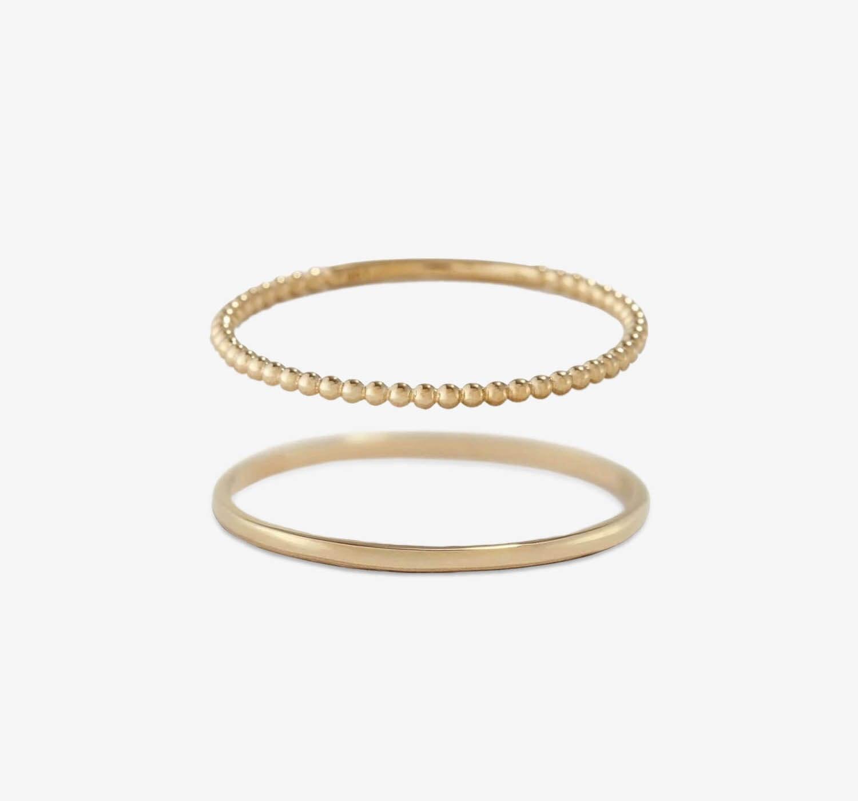 Stacker Set | Gold